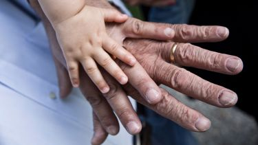 Healthy lifespan multi generation hands
