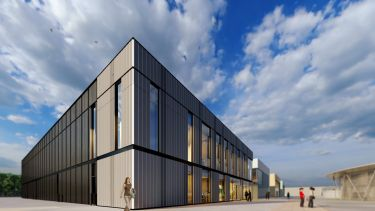 Translational Energy Research Centre: artist's impression