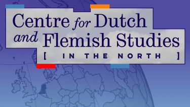 New logo Dutch and Flemish Studies