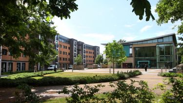 Endcliffe student village accommodation