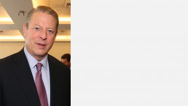 Al Gore - Honorary Alumni of The University of Sheffield