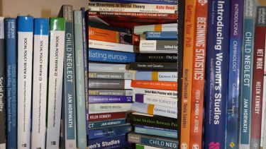 Collection of research publications from Sociological Studies staff