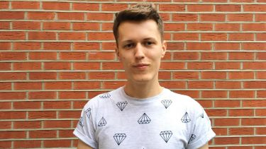 Student profile Joe Flannagan