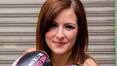Kerry Hart on her boxing challenge