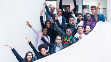 The 2018 Chevening Scholars group
