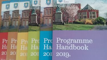 Image of the Programme Handbook