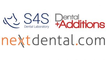 Partner logos: S4S Dental Laboratory, Dental Additions, nextdental.com