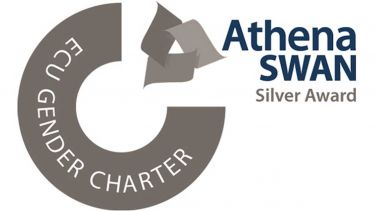 The Athena Swan Silver Award Logo