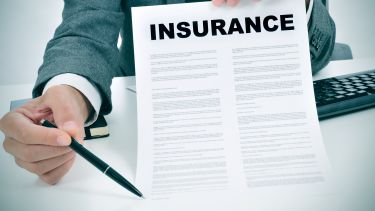 Image of an insurance document