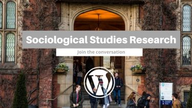 The Sociological Studies Research Blog