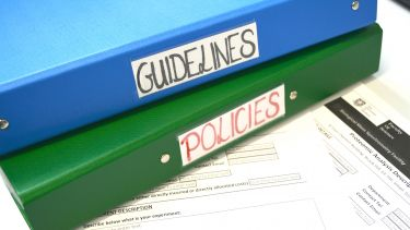 Folders of Guidelines and Policies