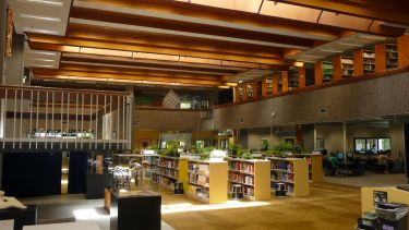University of Canterbury library