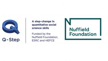 Sheffield Q-Step and Nuffield Foundation Logo