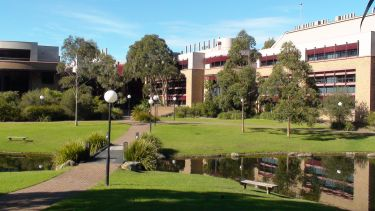 University of Wollongong science buildings