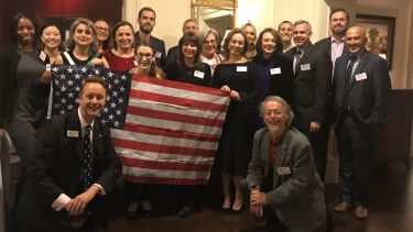 Sheffield in America alumni reunion 2019