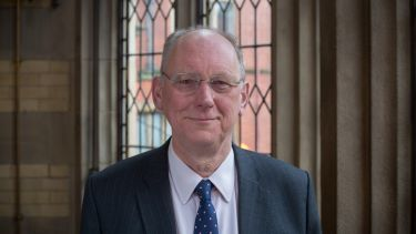 Professor Chris Newman - Interim Vice-President and Head of the Faculty of Medicine, Dentistry and Health