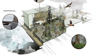 Student work produced for MA Landscape Architecture