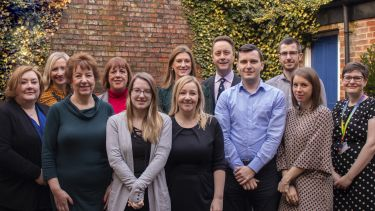 Events Office team photo
