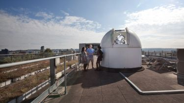 The 0.4m Meade LX200-ACF Schmidt-Cassegrain telescope on the Hicks Observatory, Sheffield