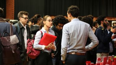 Mechanical Engineering Careers Day 2018