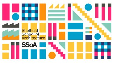 Sheffield School of Architecture Online Exhibition graphic