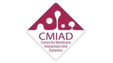 Centre for Membrane Interactions and Dynamics - logo