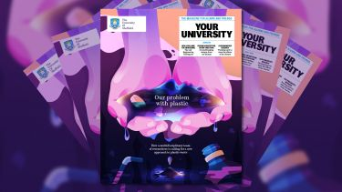 Your University if our free, annual magazine for alumni and friends of the University of Sheffield.