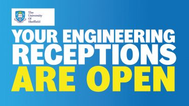 Your Engineering Receptions are Open