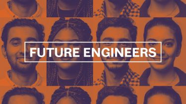 Inclusivity Campaign 'Future Engineers' students