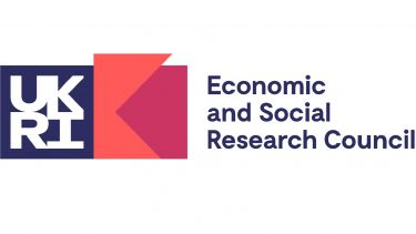 Logo for the ESRC