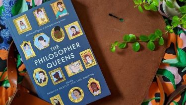 Front cover shot of The Philosopher Queens Publication