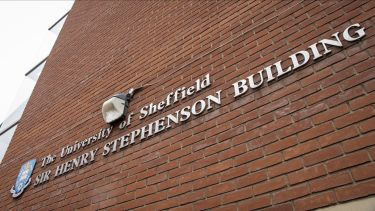 Sir Henry Stephenson Building Outside Signs