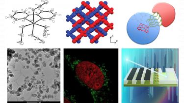 Research themes in the supramolecular chemistry and materials group