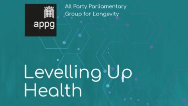 All Party Parliamentary Group for Longevity