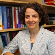 A profile photograph of Dr Irini Katsirea.