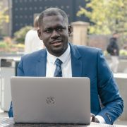 Profile image of PhD student George Asiamah