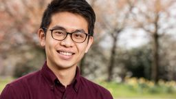 Tobias Tan, an undergraduate medical student.
