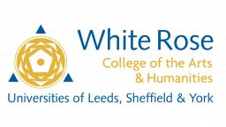 Logo: The White Rose College of the Arts & Humanities - Universities of Leeds, Sheffield & York