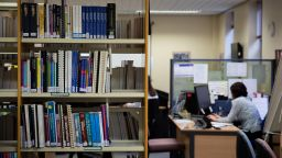 The School of Health and Related Research library.
